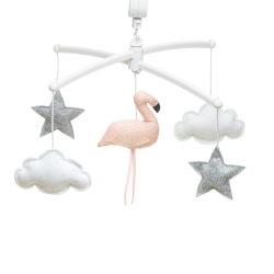 Mobile Flamant Rose corail