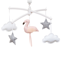 Mobile Flamant Rose corail NEW